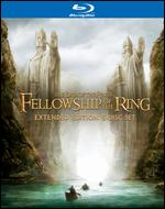 Lord of the Rings: The Fellowship of the Ring [Extended Cut] [Blu-ray] [UltraViolet] - Peter Jackson