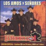 Los Amos y Señores Los 20 Corridos Más Perrones [CD & DVD]