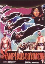 Los Vampiros de Coyoacan - Arturo Martinez Sr.