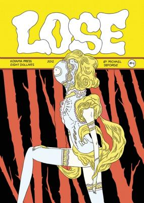 Lose #4 - Deforge, Michael