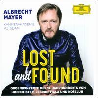 Lost and Found - Albrecht Mayer (oboe); Kammerakademie Potsdam; Albrecht Mayer (conductor)