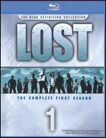 Lost: The Complete First Season [7 Discs] [Blu-ray] -