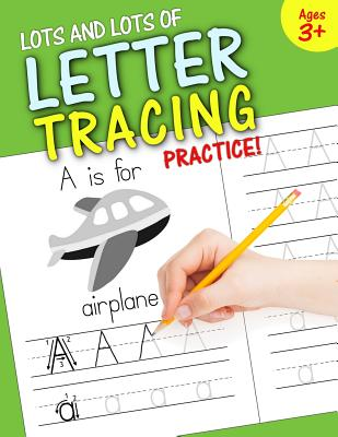 Lots and Lots of Letter Tracing Practice! - Handwriting Time