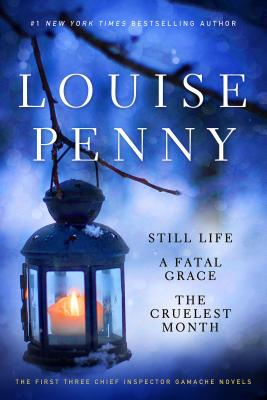 Louise Penny Set: The First Three Chief Inspector Gamache Novels - Penny, Louise