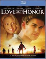 Love and Honor [Blu-ray]