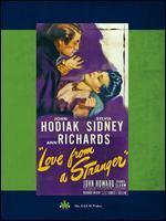 Love from a Stranger - Rowland V. Lee