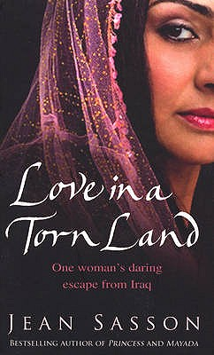 Love In A Torn Land - Sasson, Jean