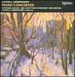 Lowell Liebermann: Piano Concertos