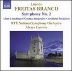 Luís de Freitas Branco: Orchestral Works, Vol. 2