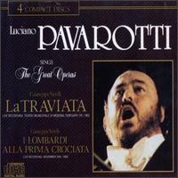 Luciano Pavarotti Sings the Great Operas - Alfredo Colella (baritone); Anna di Stasio (soprano); Attilio d'Orazi (vocals); Augusto Pedroni (vocals);...
