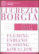 Lucrezia Borgia (San Francisco Opera) - Frank Zamacona