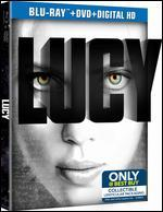 Lucy [Includes Digital Copy] [Blu-ray/DVD] [Lenticular Packaging] [Only @ Best Buy]