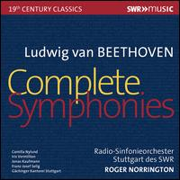 Ludwig van Beethoven: Complete Symphonies - Camilla Nylund (soprano); Franz-Josef Selig (bass); Iris Vermillion (alto); Jonas Kaufmann (tenor);...