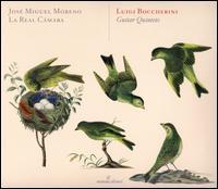 Luigi Boccherini: Guitar Quintets - José Miguel Moreno (guitar); La Real Cámara (chamber ensemble)