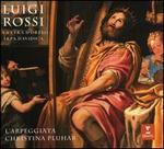 Luigi Rossi: La Lyra d'Orfeo; Arpa Davidica