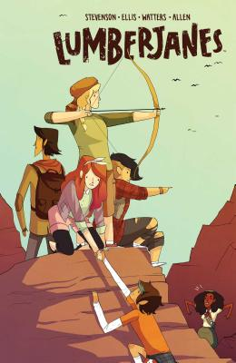 Lumberjanes Friendship to the Max - Stevenson, Noelle, and Ellis, Grace, and Watters, Shannon