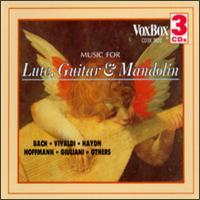 Lute, Guitar & Mandolin -