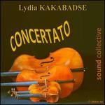 Lydia Kakabadse: Concertato