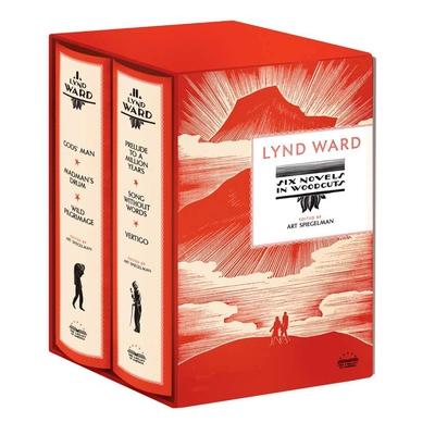 Lynd Ward: Six Novels in Woodcuts - Ward, Lynd (Illustrator), and Spiegelman, Art (Editor)