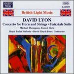Lyon: Orchestral Works