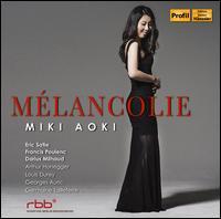 Mélancolie - Miki Aoki (piano)