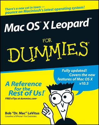 Mac OS X Leopard for Dummies - LeVitus, Bob