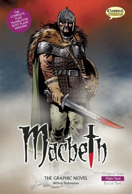 Macbeth: The Graphic Novel: Plain Text - Shakespeare, William