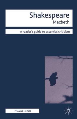 Macbeth - Tredell, Nicolas