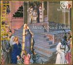 Machaut: Messe de Notre-Dame