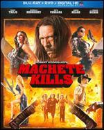 Machete Kills [2 Discs] [Includes Digital Copy] [UltraViolet] [Blu-ray]