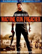 Machine Gun Preacher [Includes Digital Copy] [Blu-ray]