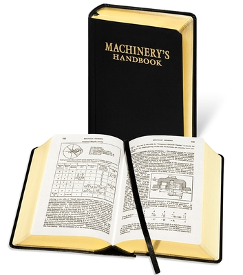 Machinery's Handbook: 1914 First Edition Replica - Oberg, Erik