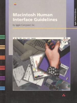 Macintosh Human Interface Guidelines - Apple Computer Inc