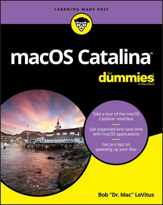 Macos Catalina for Dummies - LeVitus, Bob