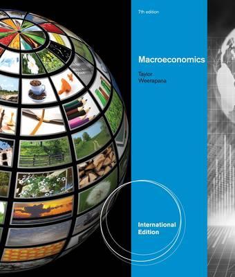 Macroeconomics - Taylor, John, and Weerapana, Akila