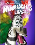 Madagascar 3: Europe's Most Wanted [Blu-ray/DVD] [2 Discs]