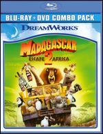 Madagascar: Escape 2 Africa [WS] [2 Discs] [Blu-ray/DVD]