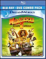 Madagascar: Escape 2 Africa [WS] [2 Discs] [Blu-ray/DVD]