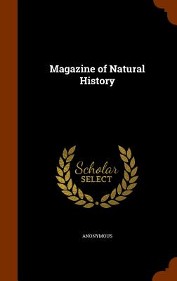 Magazine of Natural History - Anonymous