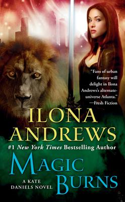 Magic Burns - Andrews, Ilona