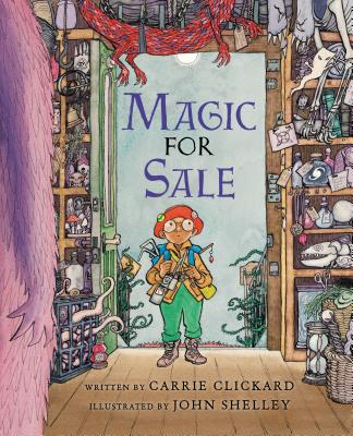 Magic for Sale - Clickard, Carrie