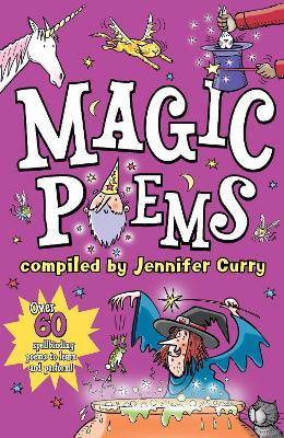 Magic Poems - Curry, Jennifer