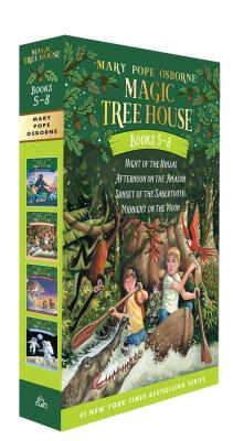 Magic Tree House Volumes 5-8 Boxed Set - Osborne, Mary Pope