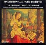 Magnificat And Nunc Dimittis, Vol. 10
