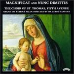 Magnificat and Nunc Dimittis, Vol. 13
