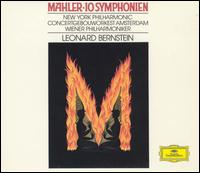 Mahler: 10 Symphonien - Agnes Baltsa (alto); Barbara Hendricks (soprano); Christa Ludwig (contralto); Glenn Dicterow (violin);...