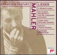 Mahler: Lieder - Dietrich Fischer-Dieskau (baritone); Leonard Bernstein (piano)