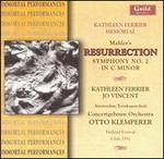 Mahler: Resurrection Symphony