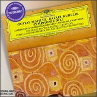 Mahler: Symphonie No. 1; Lieder eines fahrenden Gesellen - Dietrich Fischer-Dieskau (baritone); Bavarian Radio Symphony Orchestra; Rafael Kubelik (conductor)