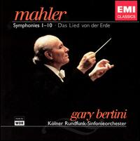 Mahler: Symphonies 1-10; Das Lied von der Erde [Box Set] - Alan Titus (baritone); Anne Howells (alto); Ben Heppner (tenor); Florence Quivar (alto); Gwendolyn Killebrew (contralto);...
